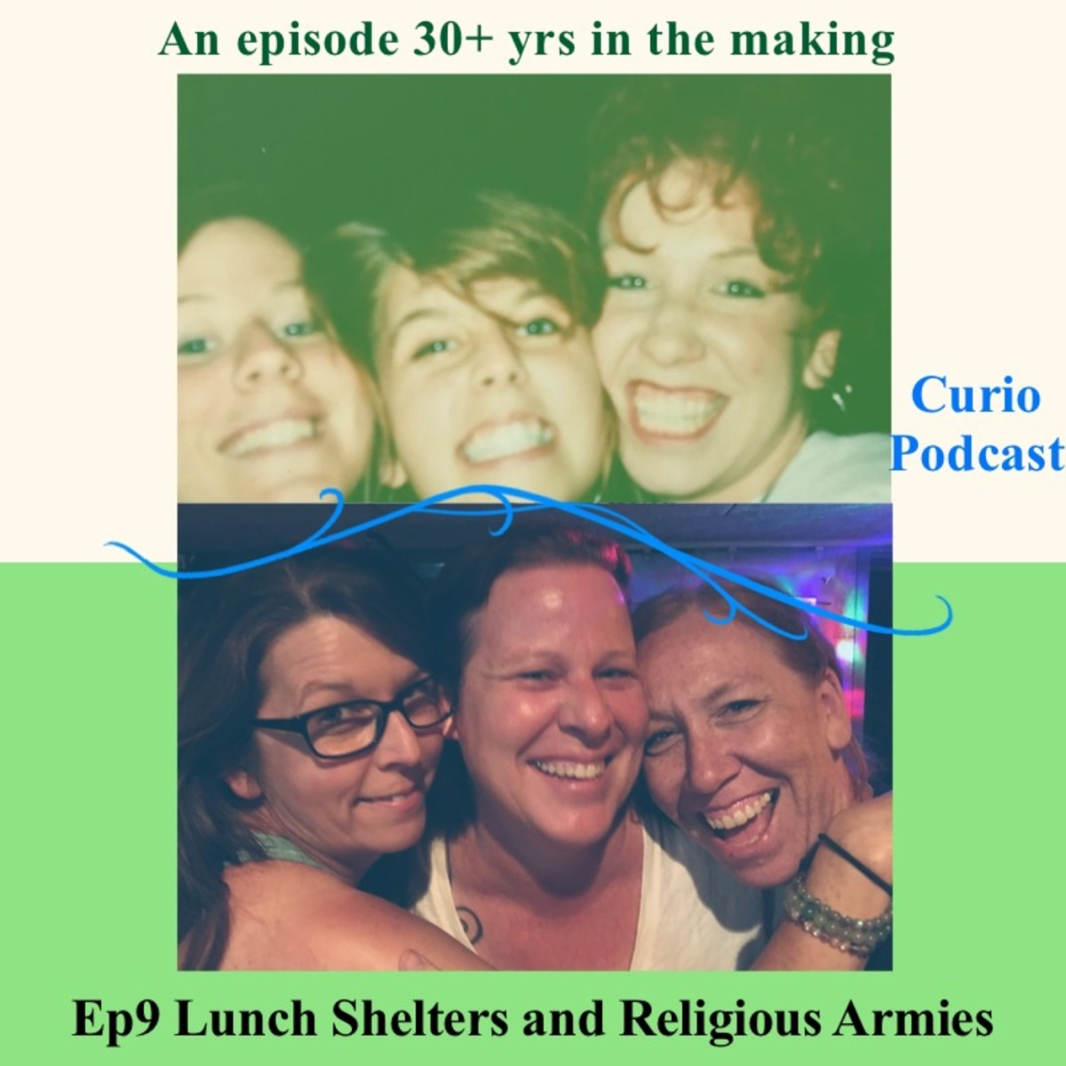 Episode 9 – Lunch Shelters and Religious Armies